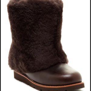Ugg Maylin boots! chocolate color 7
